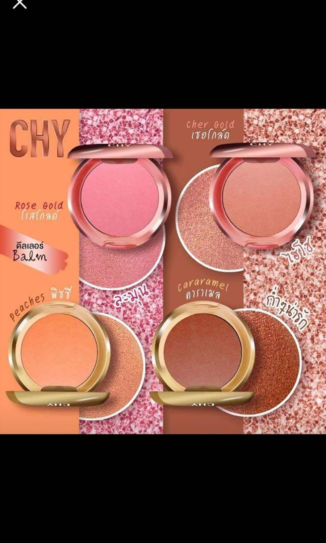BLUSH ON CHY
