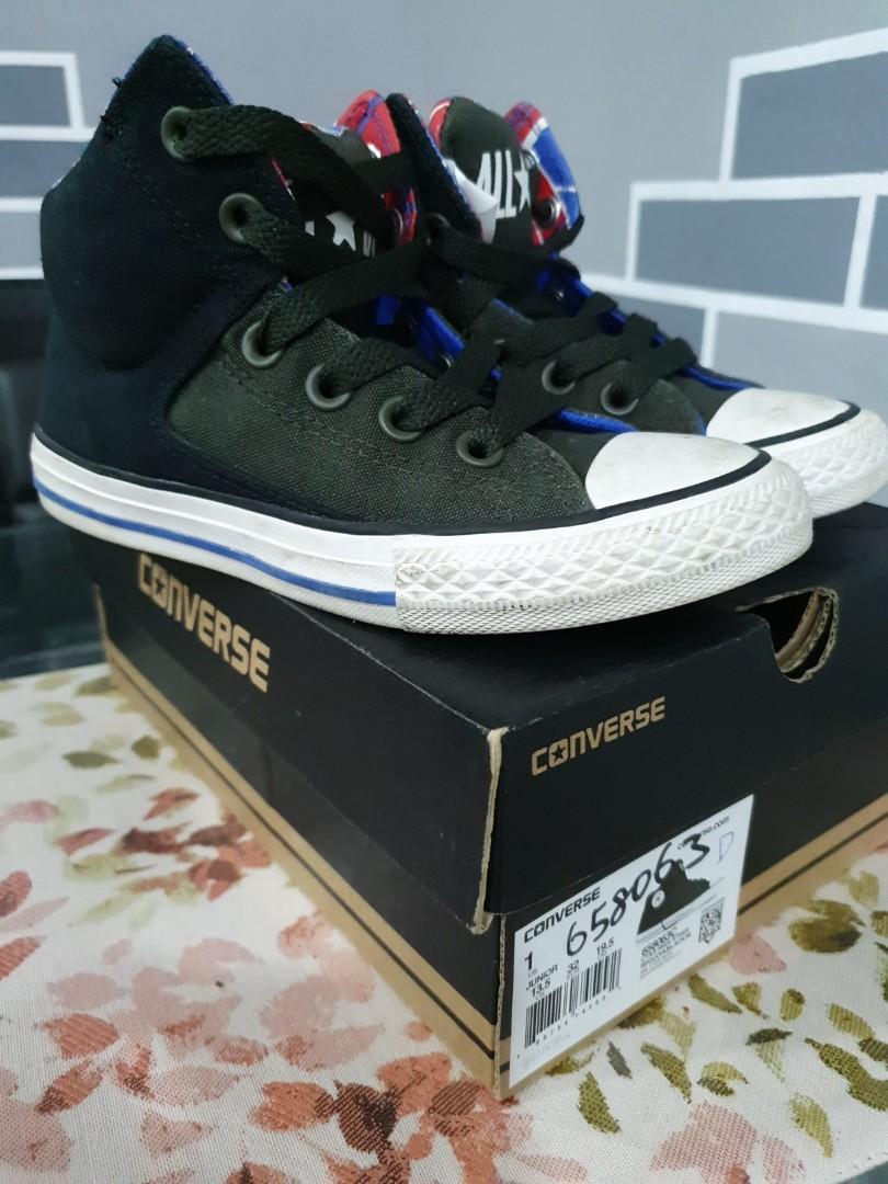 Boys Converse Shoe High Cut (Limited
