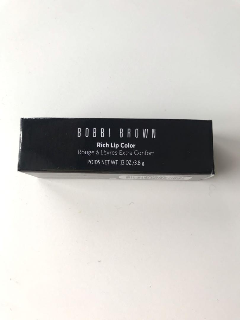 Brand New Bobbi Brown Rich Lip Color in Old Hollywood