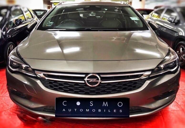 Brand New Opel Astra Diesel Sports Tourer