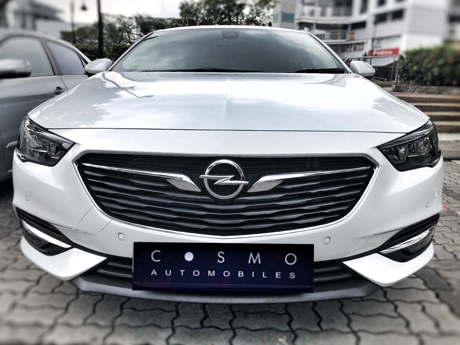 Brand New Opel Insignia Grandsport Diesel