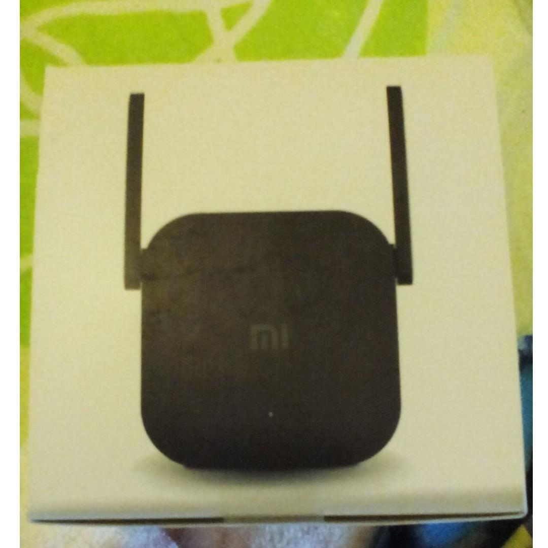Brand New Xiaomi Wifi Router Repeater Booster Extender Pro For Sale
