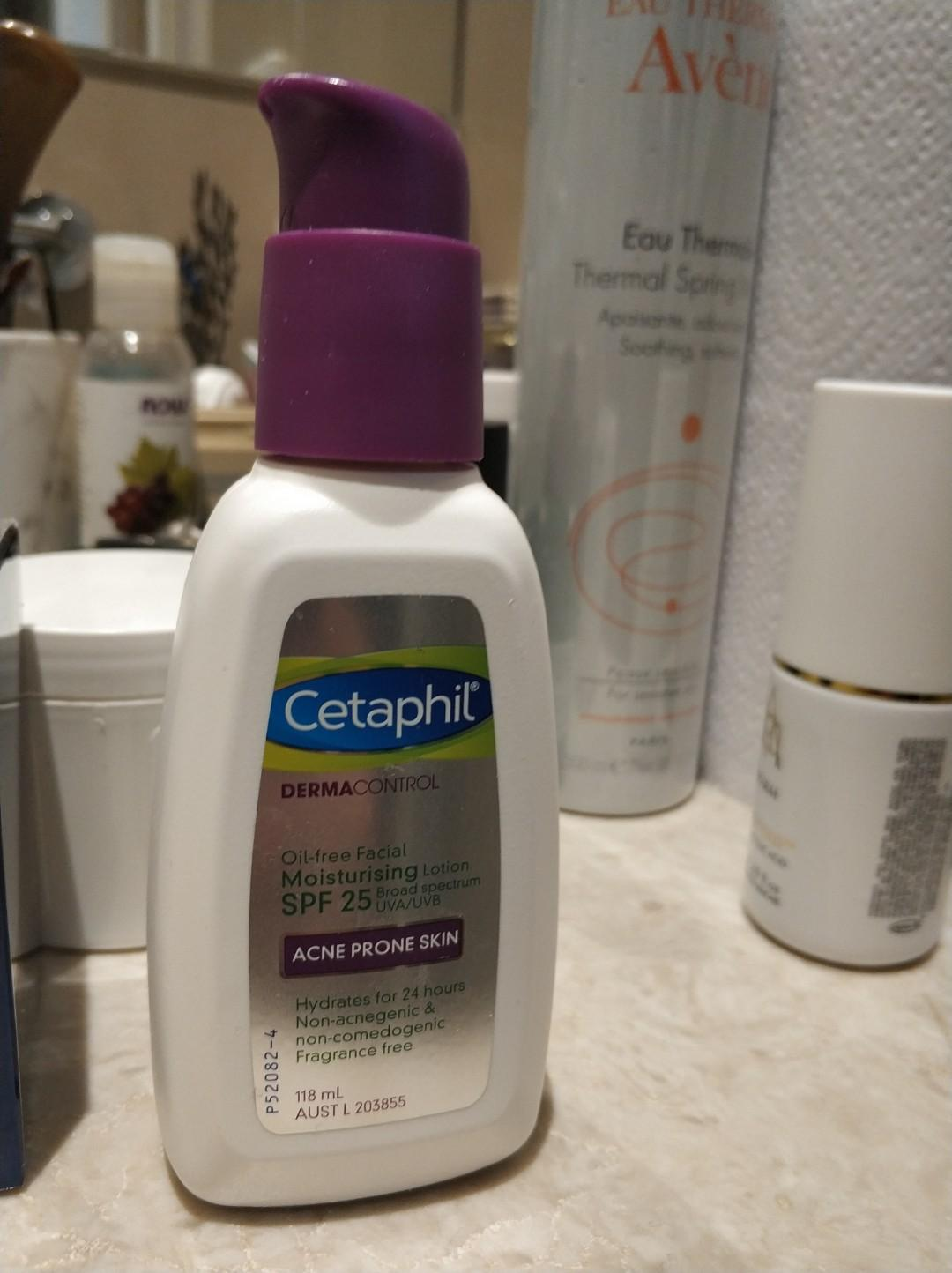 Cetaphil DermaControl Moisturising Lotion with SPF25+