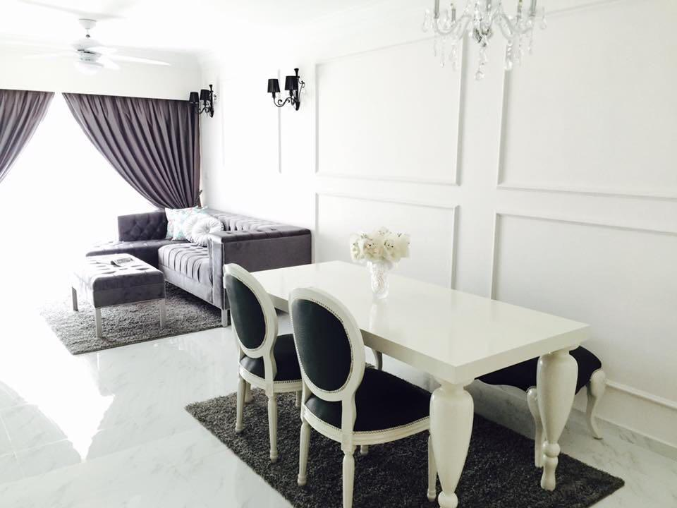 Client's Photos | Victorian Monochrome Furniture Set