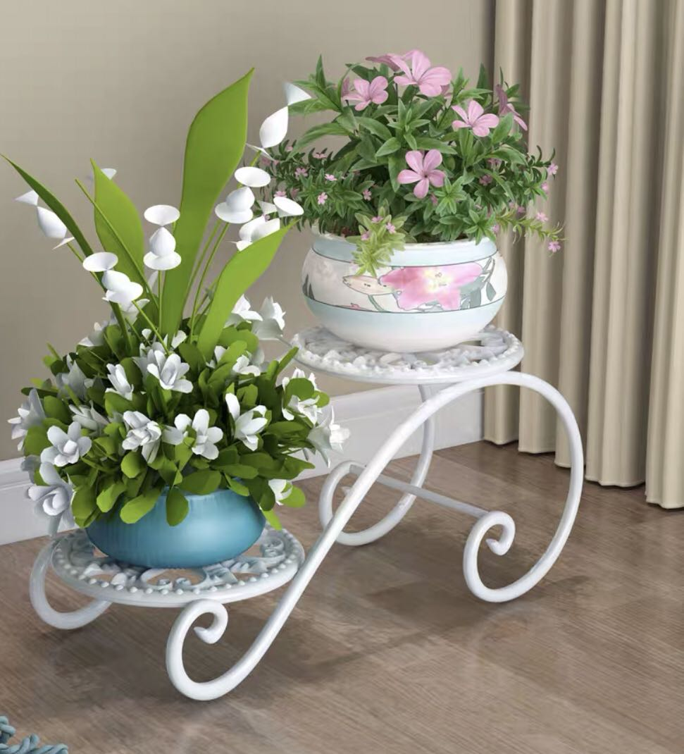 Carousell & Flower pots stand