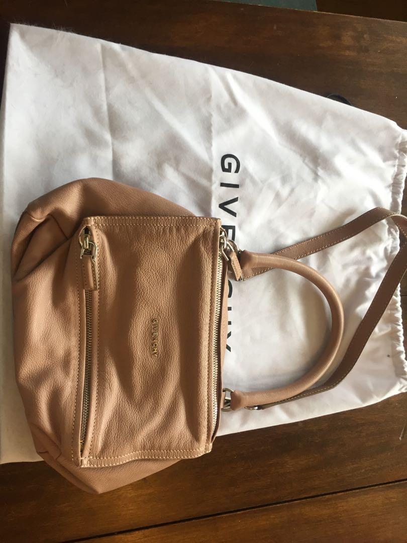 Givenchy pandora bag-100% authentic!! barely used!!!