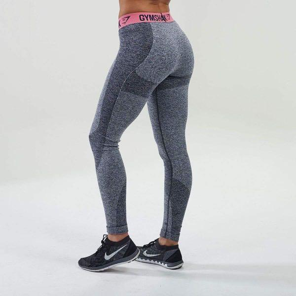 Gymshark and saski leggings