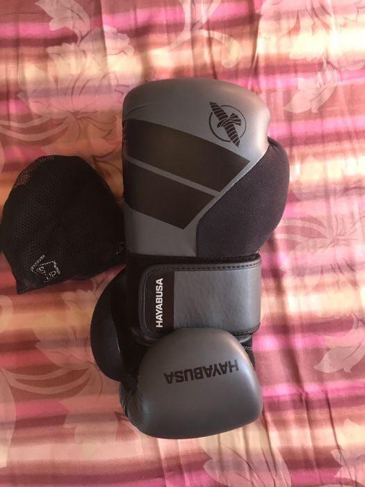 Hayabusa S4 gloves (S) on Carousell