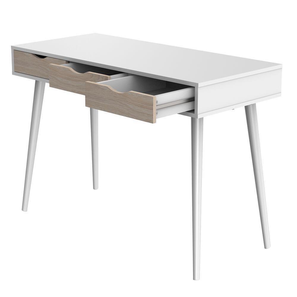 HOLA 德納工作桌-自然色(需自取)