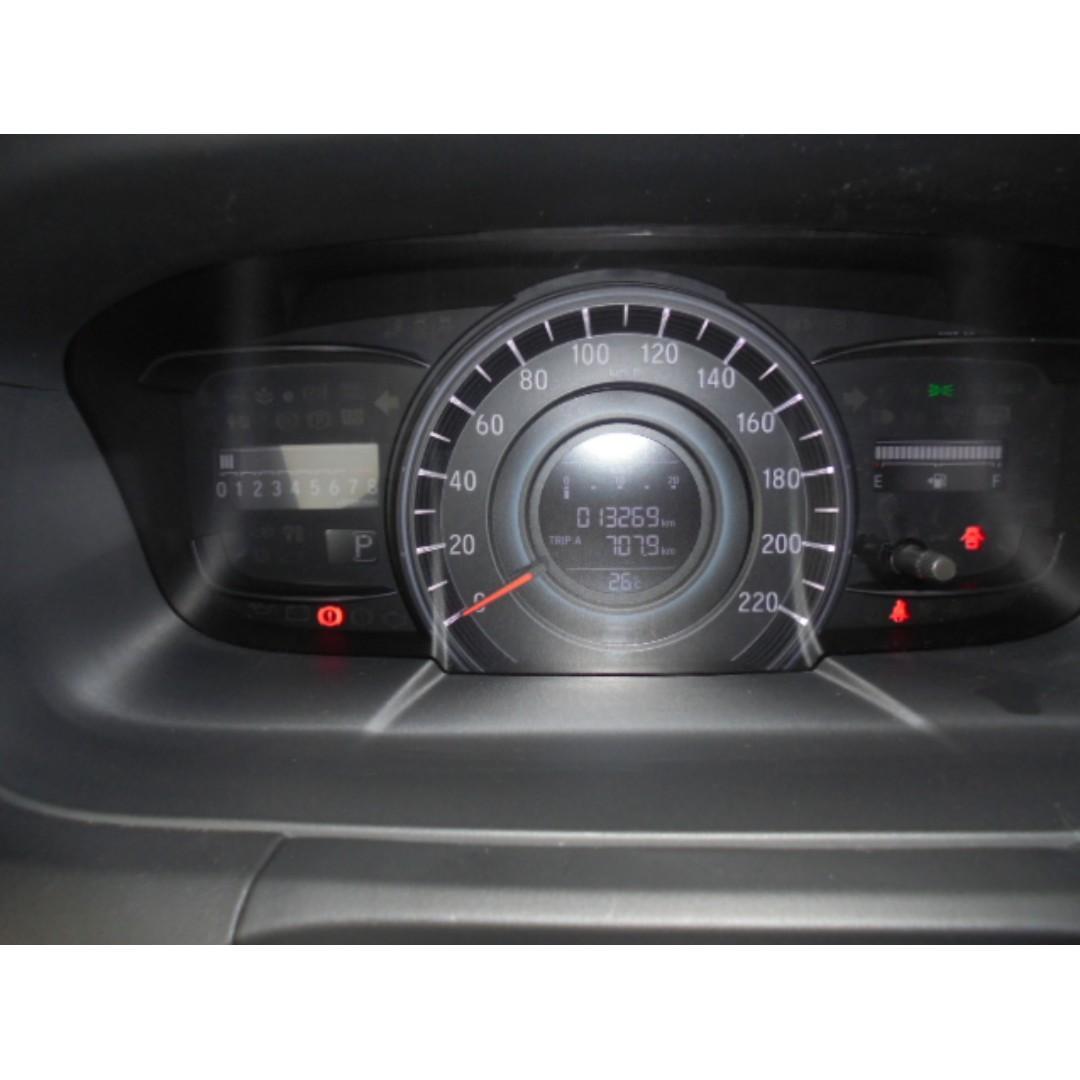 HONDA 17年-奧德賽 藍色 漂亮車 限時優惠只到月底 非泡水.重大事故.調錶車 超貸全額貸99%過件!