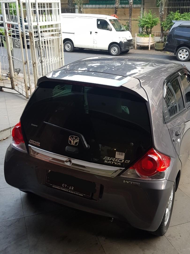 Honda Brio Satya 1.2 E