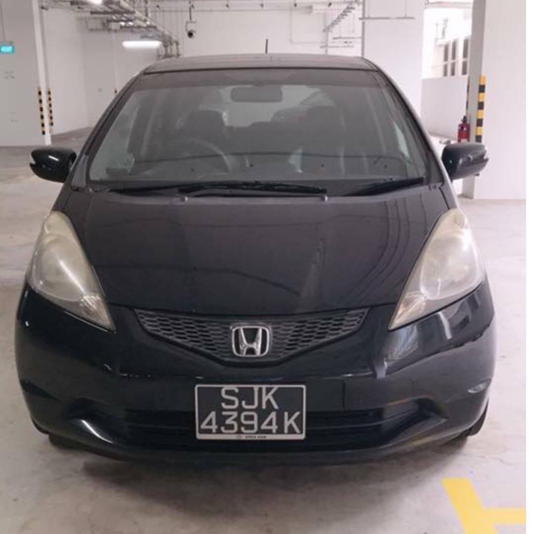 Honda Fit cheap rental