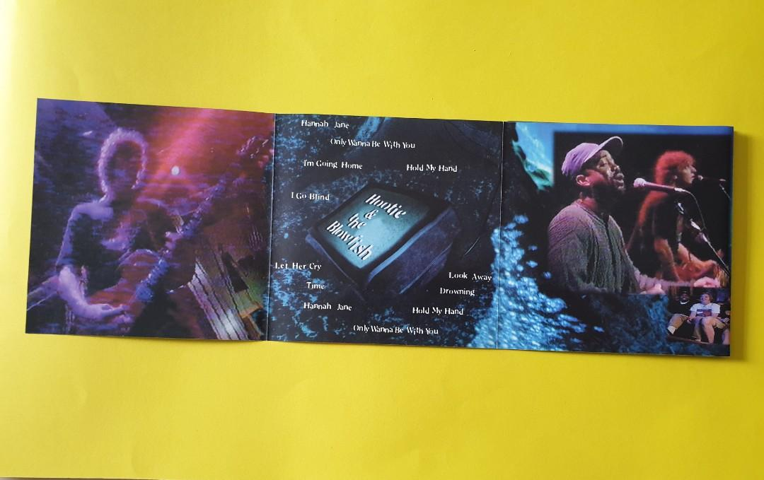 Hootie The Blowfish On The Left Coast Cd A Live Album
