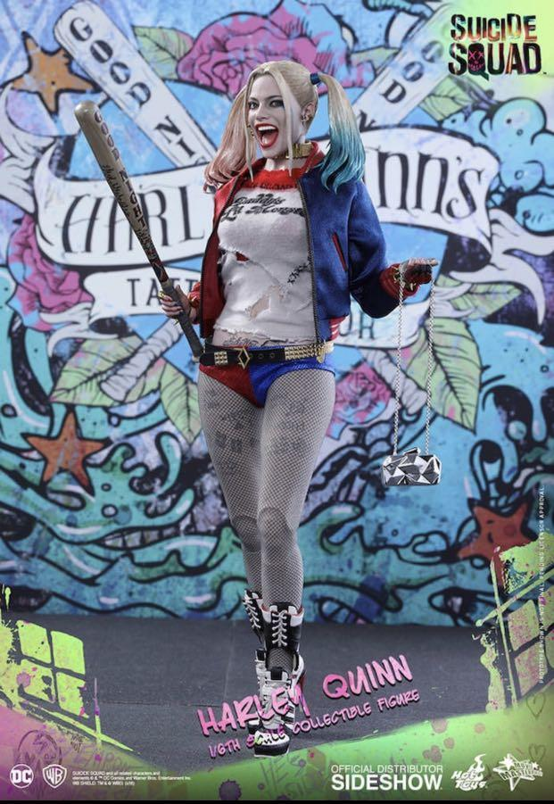 Hottoys Suicide Squad Harley Quinn 小丑女 會場版