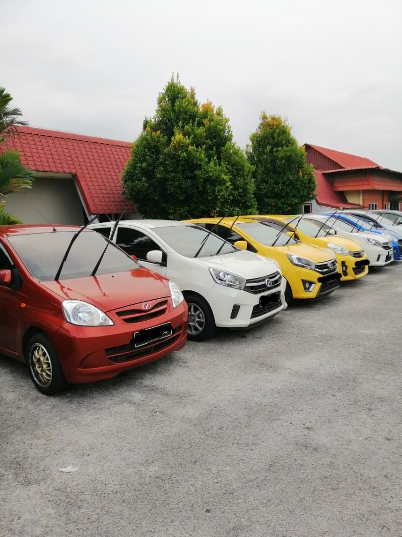 Kereta Sewa Murah Kajang Bangi Semenyih Cheras Putrajaya