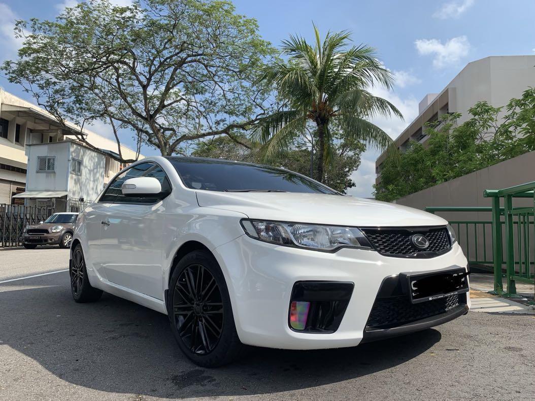 Kia Forte Koup Auto 1.6
