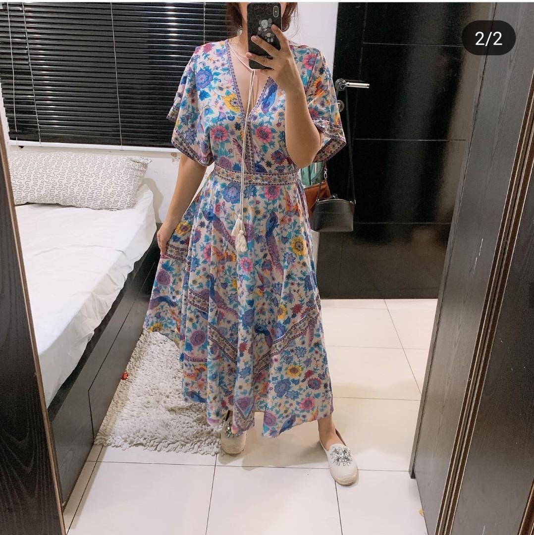 Long Dress PO Bangkok, Harga beli Baru 800ribu. Jual rugi Net No Nego, No Freeong