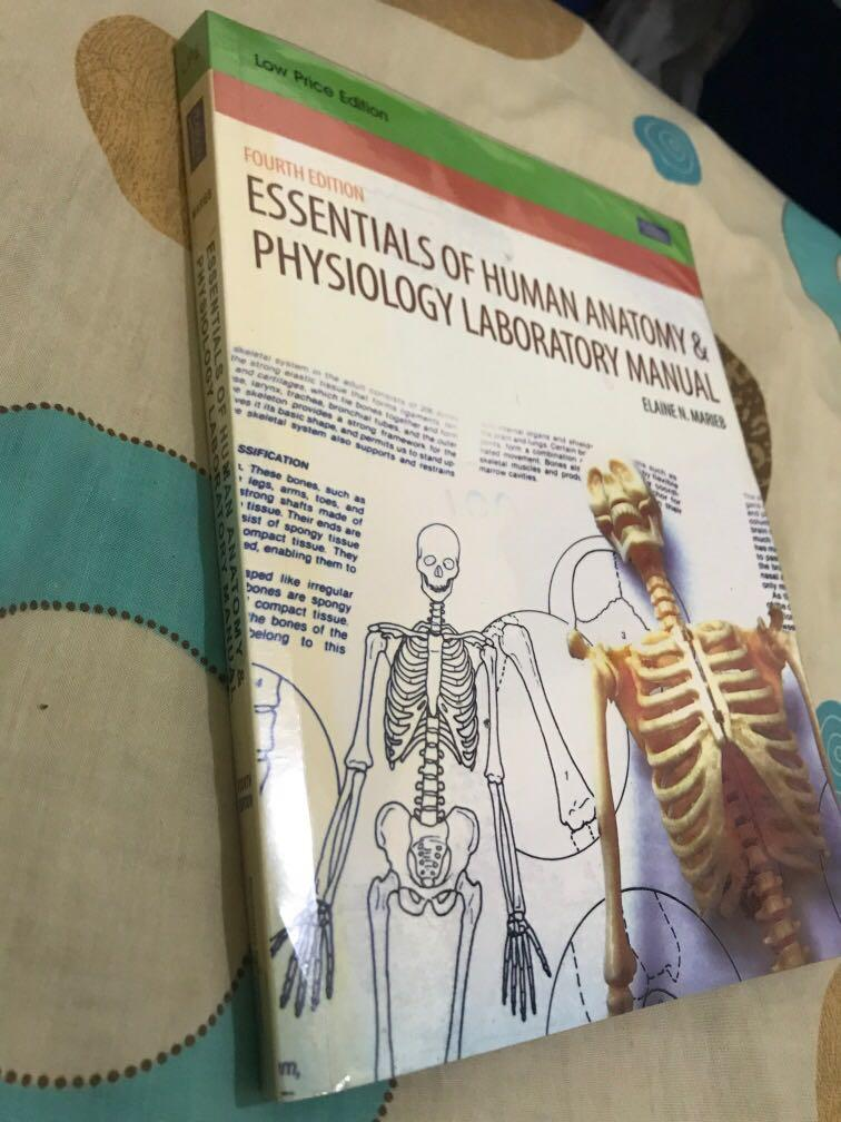 Marieb S Essentials Of The Human Anatomy Physiology