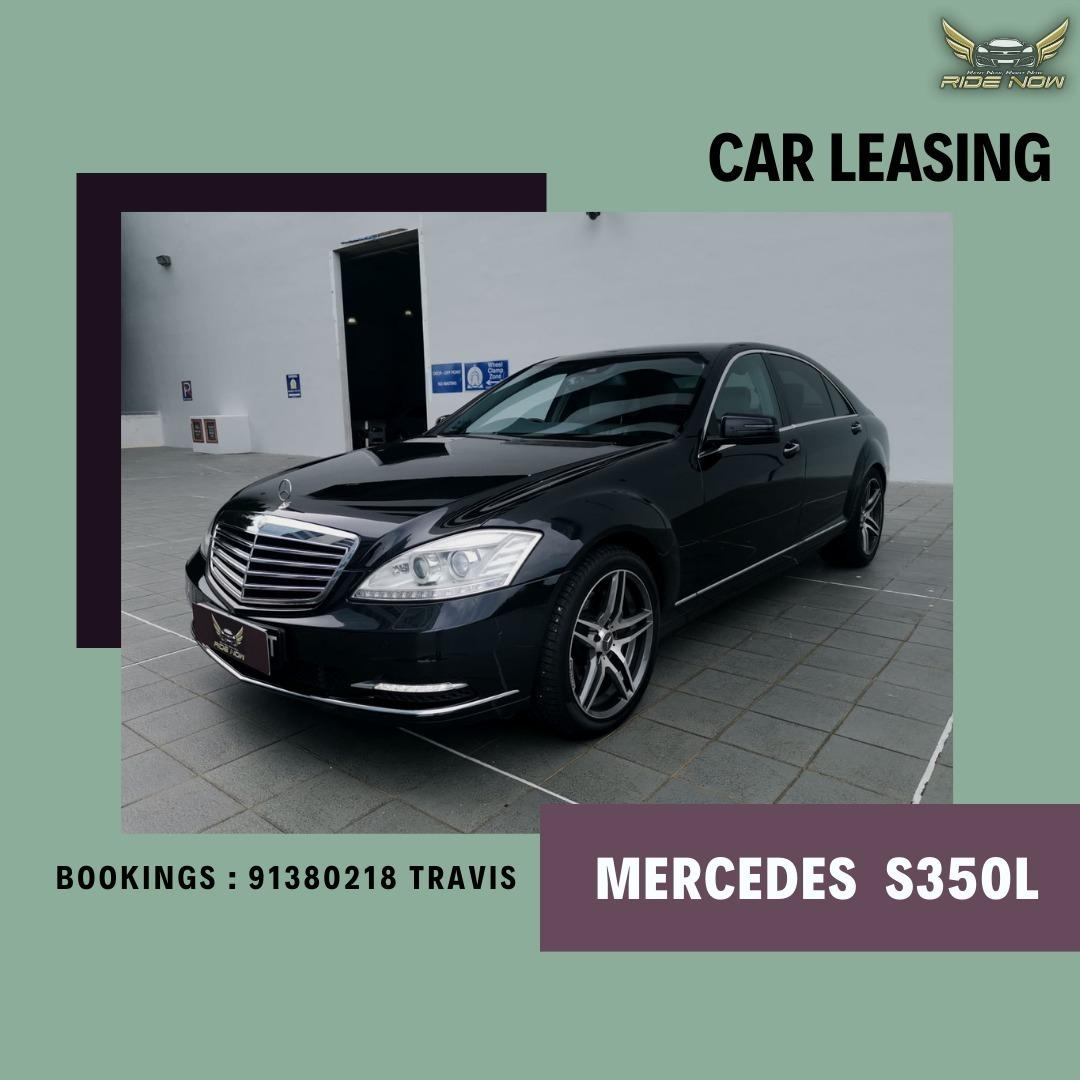 Mercedes S350L Classy Elegant Luxury Vehicle For Big Bosses!