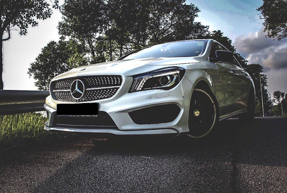 Mercedes-Benz CLA180 AMG Auto