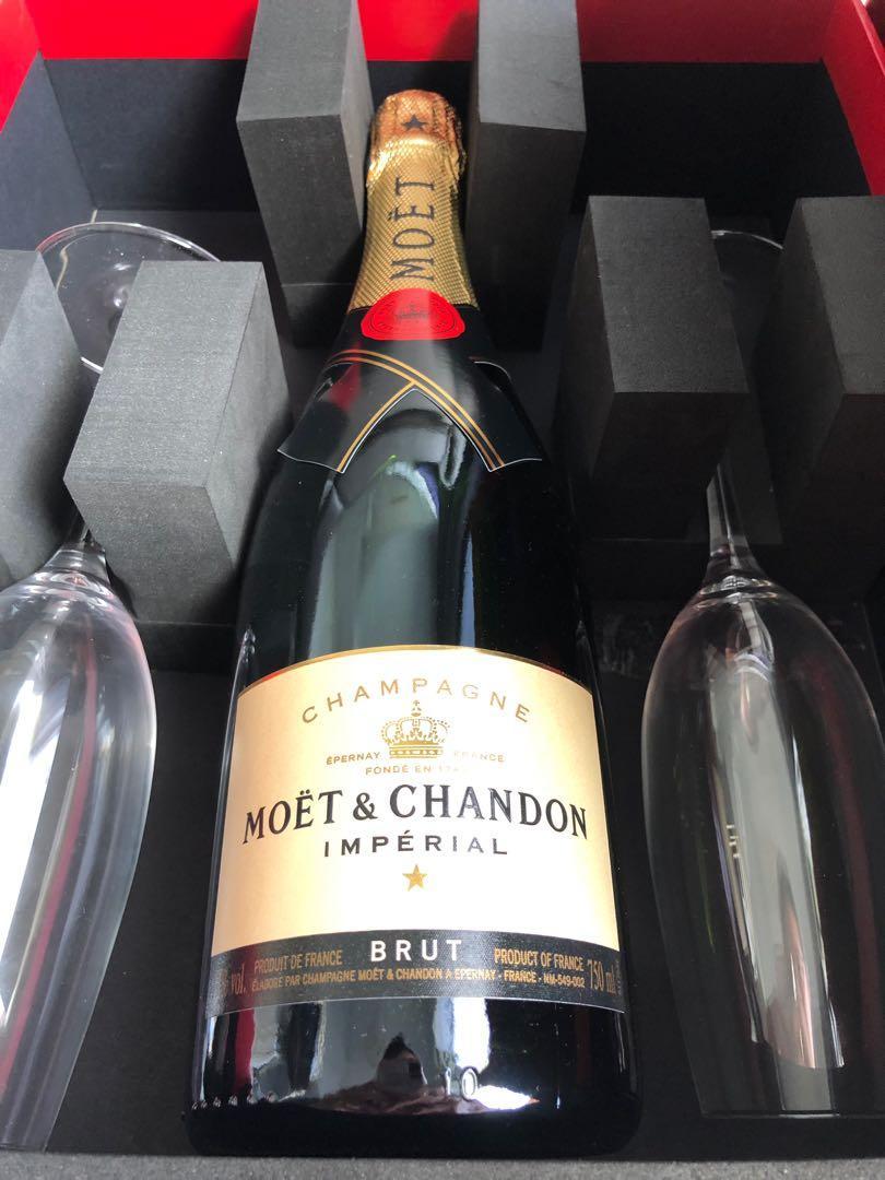Moet Chandon Imperial Brut Champagne