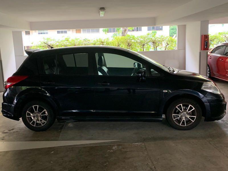 Nissan Latio 1.5 Premium Auto