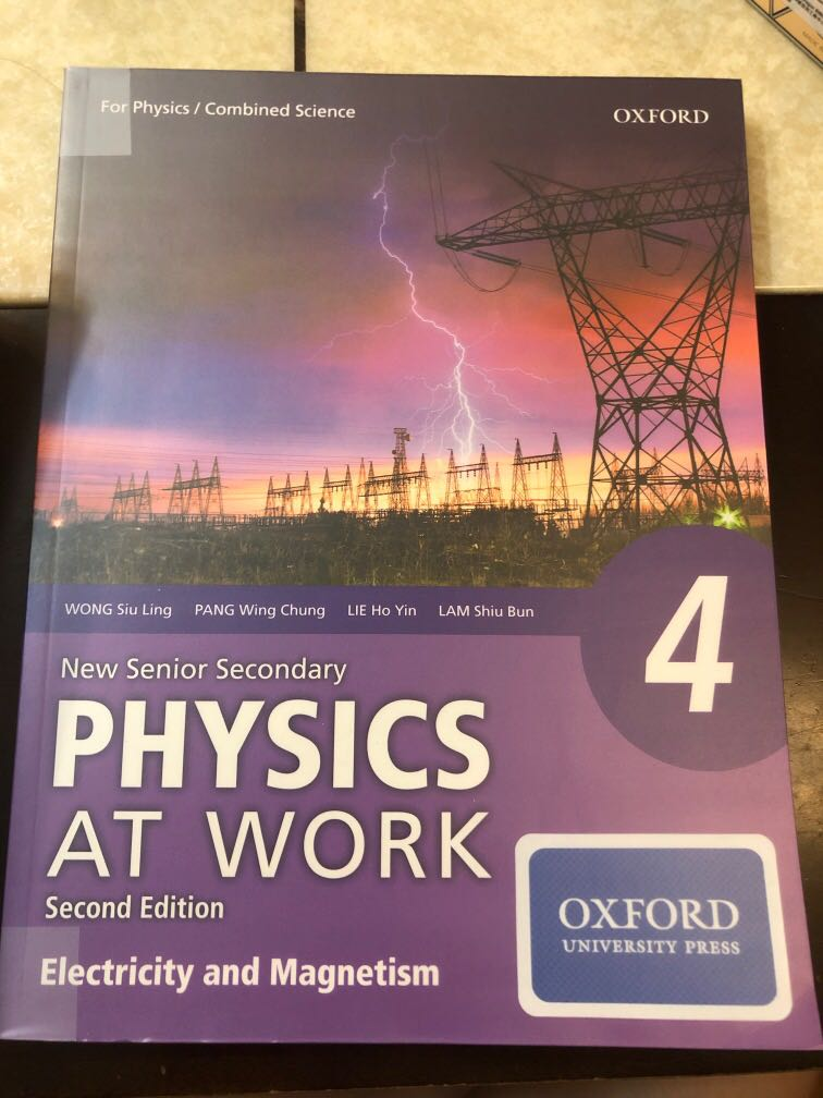 NSS Physics At Work 4 Electricity And Magnesium 2015 2nd