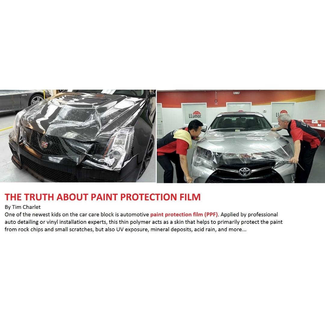 PAINT PROTECTION FILM (PPF) on Carousell