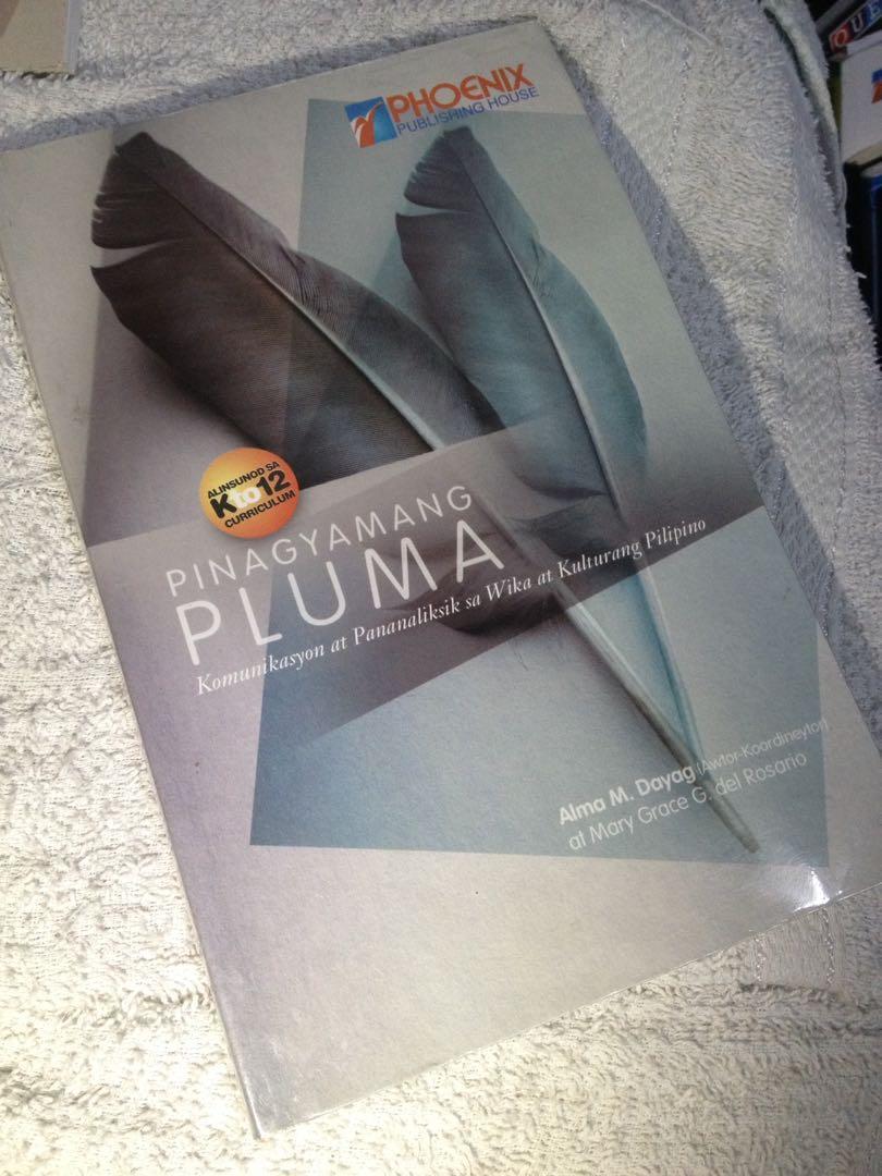 Pinagyamang Pluma: Komunikasyon at Pananaliksik sa Wika at Kulturang Pilipino SHS