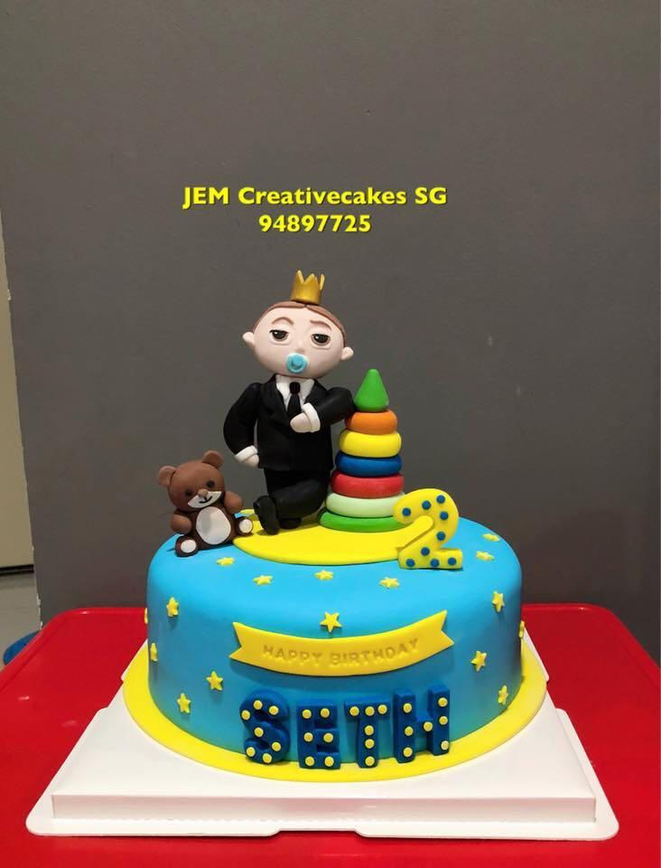 Remarkable Prince Birthday Cake Food Drinks Baked Goods On Carousell Funny Birthday Cards Online Inifofree Goldxyz