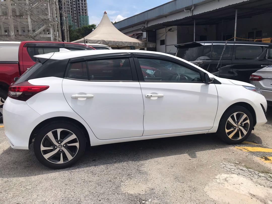 ❗️PROMO❗️ Toyota Vios / Toyota Yaris 1.5 Auto FREE TINTED + Bodykit + DVR + DVN