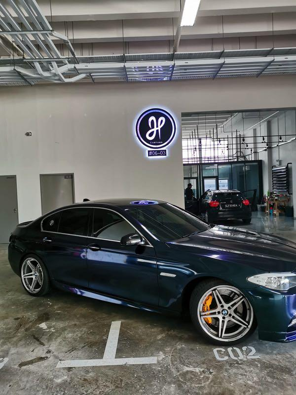 PROMOTION! CAR TINTING, CAR WRAPS & CAR LED.