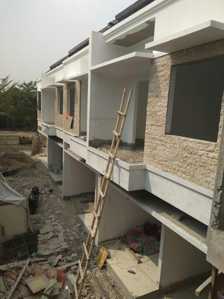 Rumah Minimalis 2 Lantai Di Pulomas Jakarta Timur Dekat
