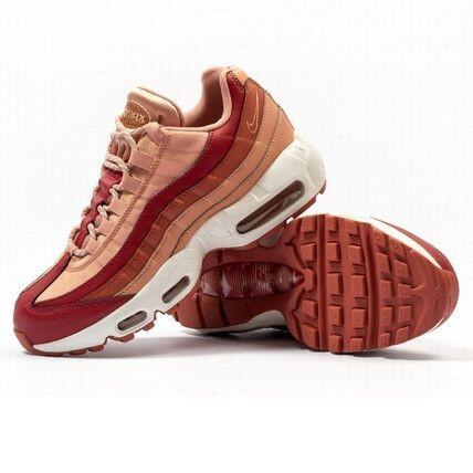 uk availability f5d01 184b5 SALE!!) Nike Air Max 95 W Rose Gold on Carousell