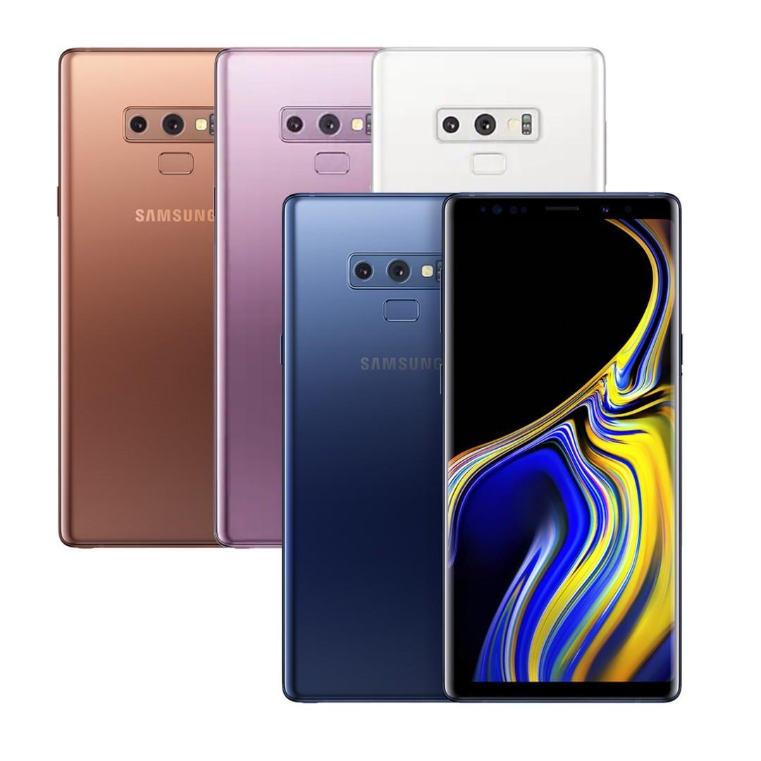 Samsung Galaxy Note 9 512GB Dual (8GB RAM)  N960F-DS