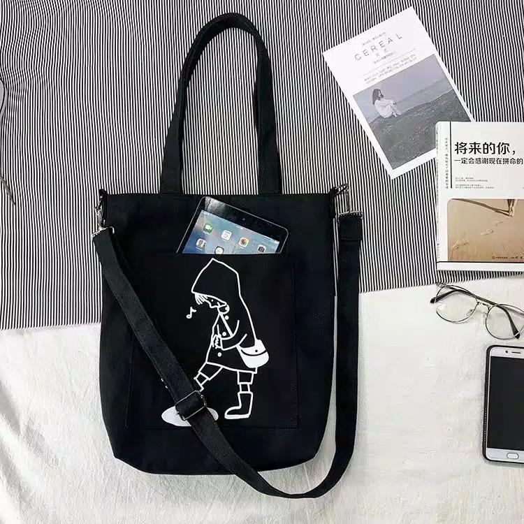 sling bag // tote bag HQ
