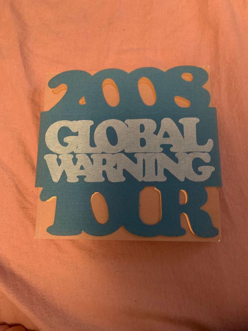 Taeyang Hot concert + bigbang global warning concert