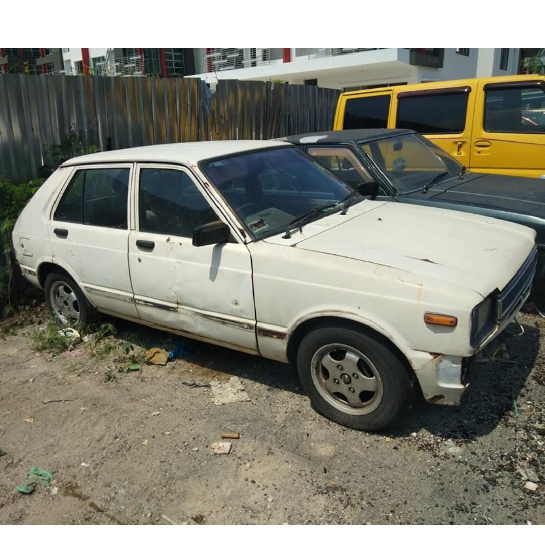 Toyota Starlet Kambing KP61
