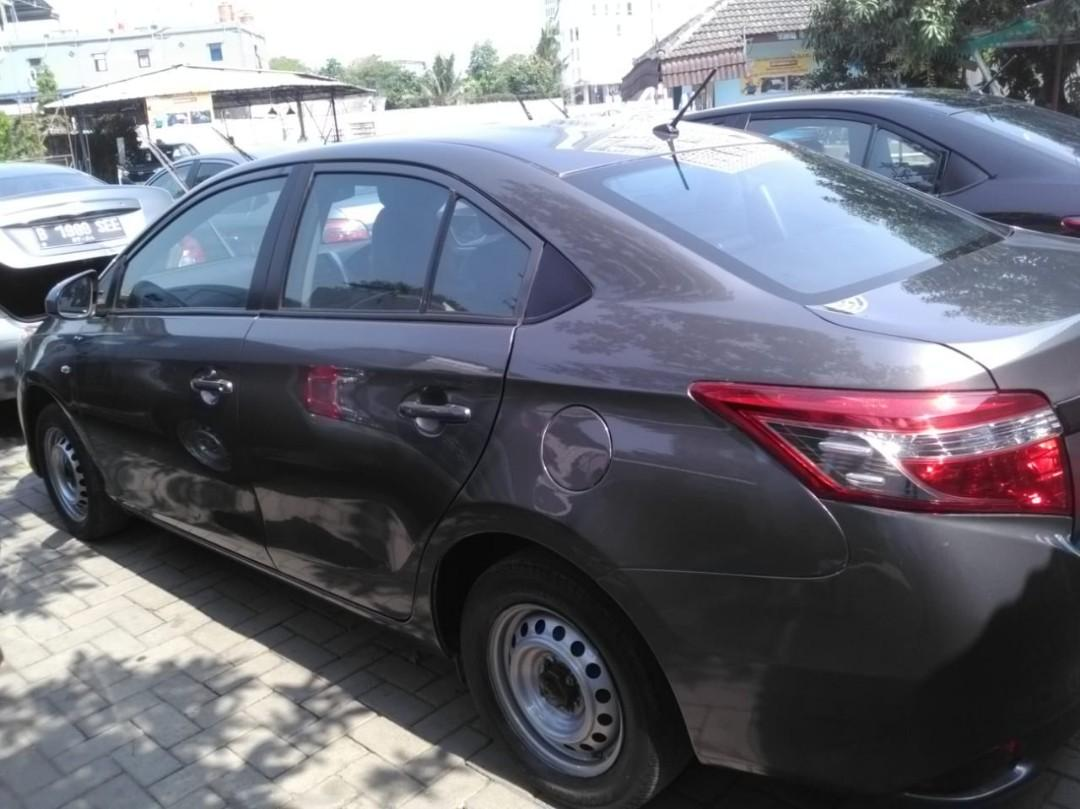 Toyota Vios All New Limo Gen 3 th 2013