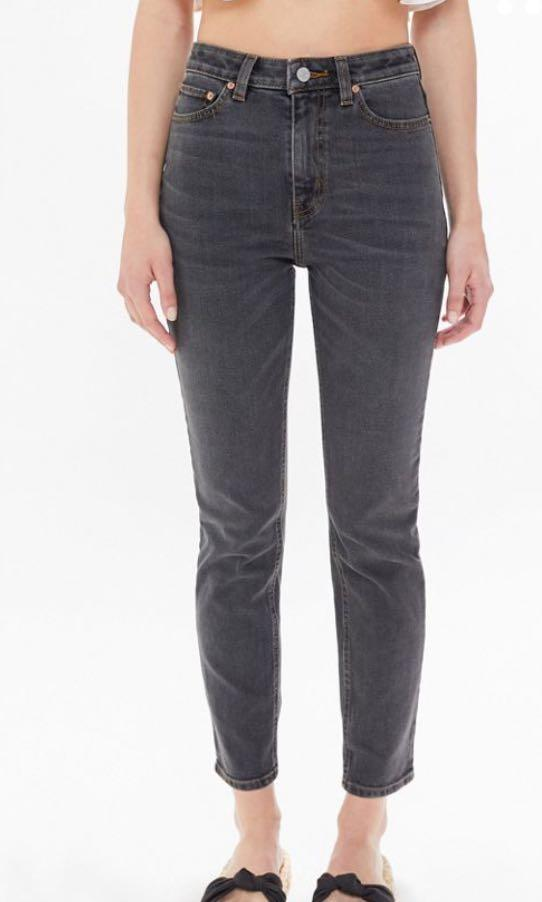 Urban Outfitters BDG high rise cigarette ankle jeans