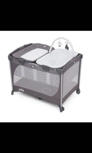 Joie baby box / travel cot / Baby Box