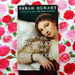 In the Company of the Courtesan (HB) by Sarah Dunant