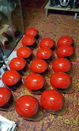 Open sale..shoei jstream shine red