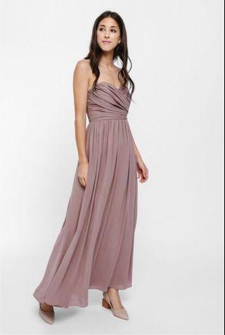 LB Bavryn Bustier Maxi Dress
