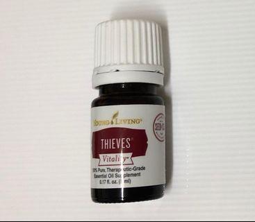 🌿全新 Thieves Vitality 5ml $95