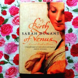The Birth of Venus (HB) by Sarah Dunant