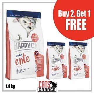 [GSS PROMO] - Happy Cat® Sensitive - Ente Duck Gluten Free
