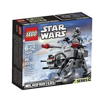 Lego Star Wars 75075 AT-AT Microfighters