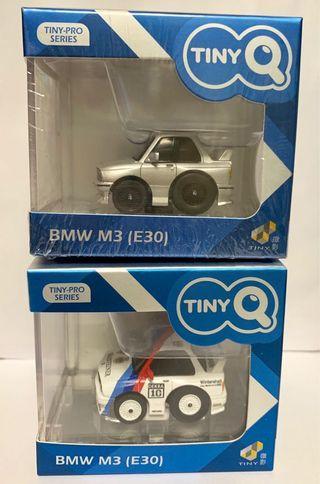 Tiny微影:BMW 寶馬 TinyQ 車仔