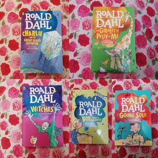Roald Dahl book bundle [Brandnew]
